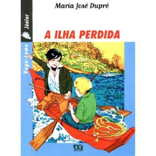 A Ilha Perdida - Coleção Vaga-Lume Junior