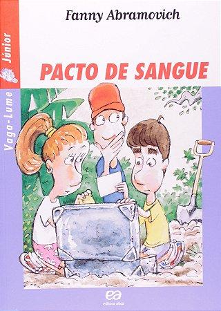 Pacto de Sangue - Coleção Vaga-Lume Junior