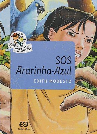SOS Ararinha-Azul - Coleção Vaga-Lume