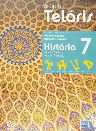 Projeto Teláris. História - 7º Ano