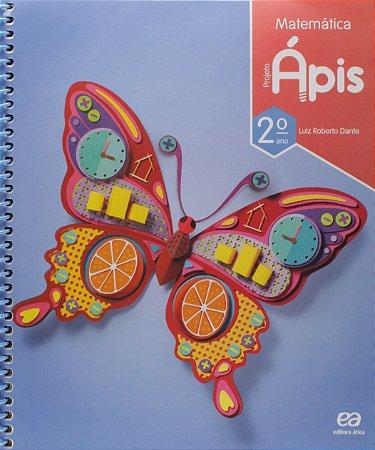 Projeto Ápis. Matemática - 2º ano