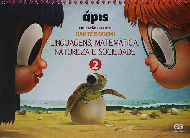 Projeto Ápis. Educação Infantil - Volume 2