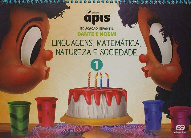 Projeto Ápis. Educação Infantil - Volume 1