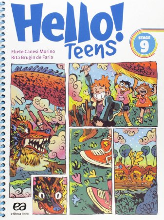 Hello! Teens - Stage 9