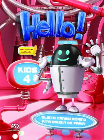 Hello! Kids - Volume 4