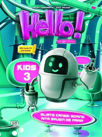 Hello! Kids - Volume 3