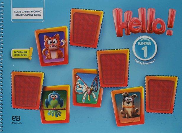 Hello! Kinder - Volume 1