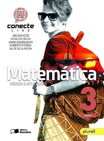 Conecte Live. Matemática - Volume 3 - 3ª Série