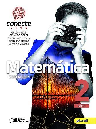Conecte Live. Matemática - Volume 2 - 2ª Série
