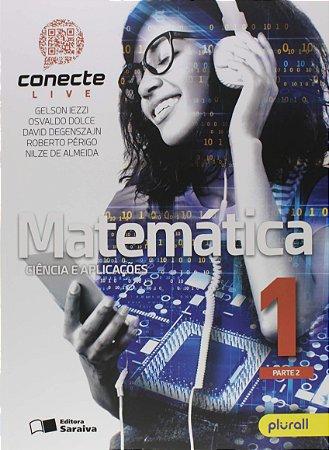 Conecte Live. Matemática - Volume 1 - 1ª Série