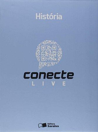Conecte Live. História - Volume 2 - 2ª Série