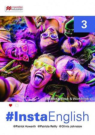 # Insta English 3 - Student's Book & Workbook