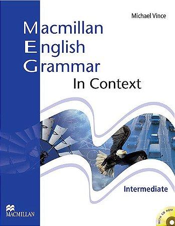 Macmillan Eng. Grammar In Context With CD-Rom-Intermediate (No-Key)
