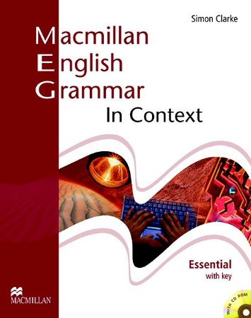 Macmillan English Grammar In Context With CD-Rom-Essent. (W/Key)