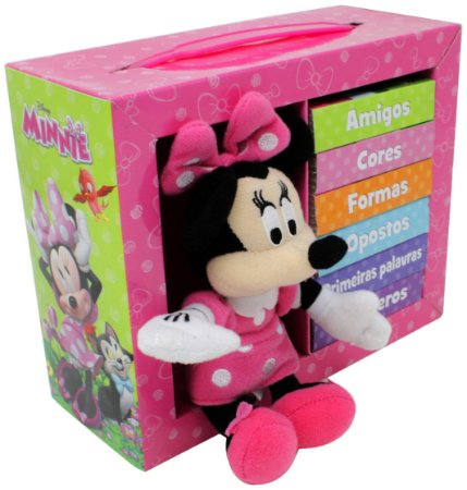 Aprenda com a Minnie