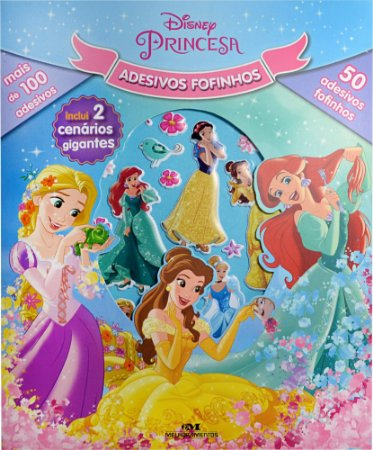 Adesivos Fofinhos - Princesas