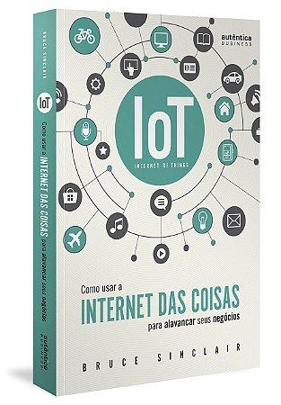 """IoT: Como Usar a """"Internet Das Coisas"""" Para Alavancar Seus Negócios"""