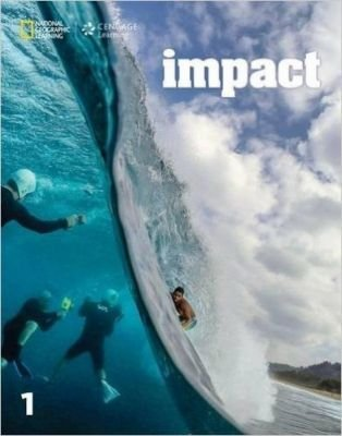 Impact 1 - American - Student's Book With Online Workbook - 6º Ano