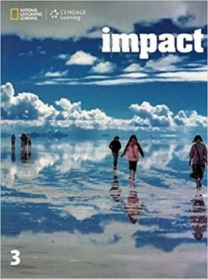 Impact 3 - American - Student's Book With Online Workbook - 8º Ano