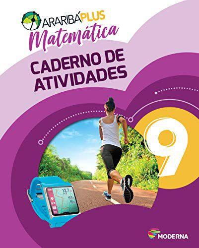 Araribá Plus - Matemática 9º Ano - Caderno de Atividades - 5ª Edição