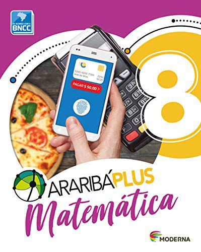 Araribá Plus - Matemática 8º Ano - 5ª Edição