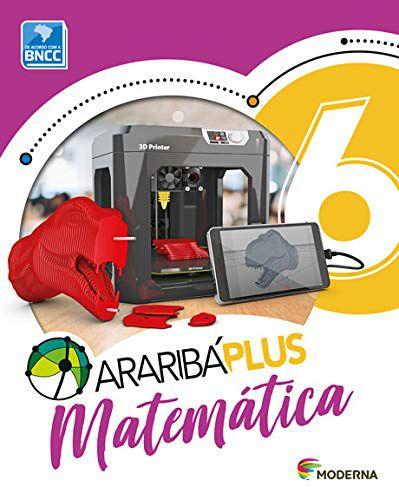 Araribá Plus - Matemática 6º Ano - 5ª Edição