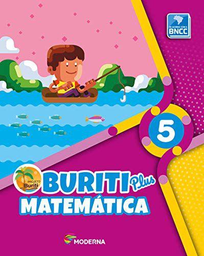 Buriti Plus - Matemática - 5º Ano