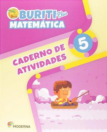 Buriti Plus - Matemática - 5º Ano - Caderno de Atividades