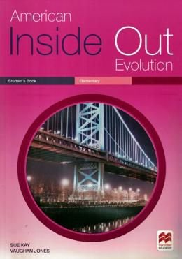 American Inside Out Evolution - Student's Book Pack - Elementary
