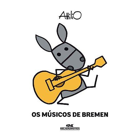Os Músicos de Bremen -  Era Uma Vez Um Conto - Attilio Cassinelli