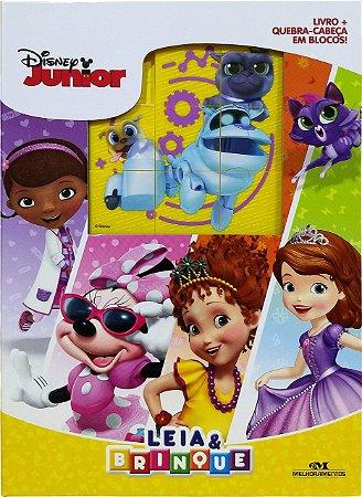 Disney Junior - Leia e Brinque