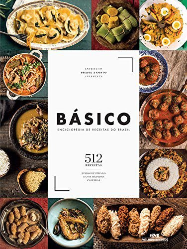 Básico: Enciclopédia de Receitas do Brasil - Edição Bilíngue