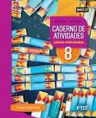 Panoramas - Caderno de Atividades Lingua Portuguesa - 8º Ano