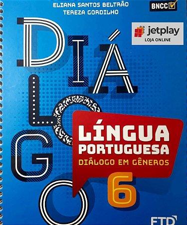 Diálogo em Gêneros 6 - 6º Ano - Nova Edição