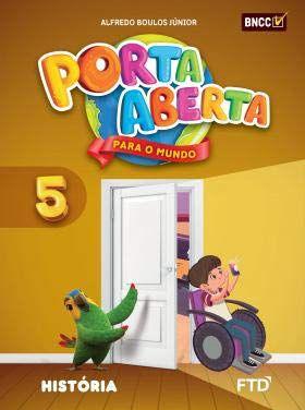 Conjunto Porta Aberta - História - 5º Ano