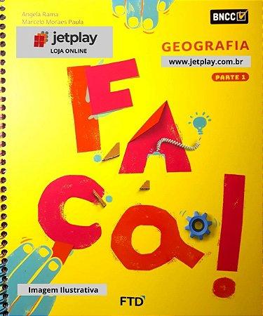 Conjunto Faça - Geografia - 4º Ano