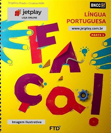 Conjunto Faça - Língua Portuguesa - 4º Ano