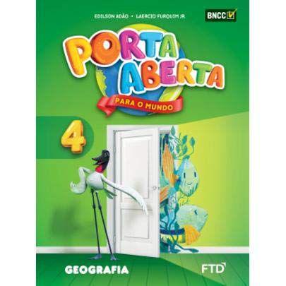 Conjunto Porta Aberta - Geografia - 4º Ano