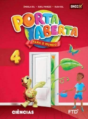 Conjunto Porta Aberta - Ciências - 4º Ano