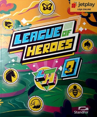 League of Heroes 3  - 3º Ano