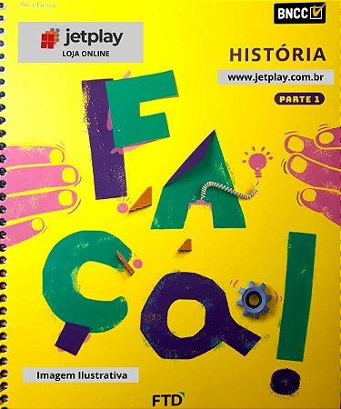 Conjunto Faça - História - 3º Ano