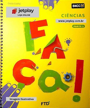 Conjunto Faça - Ciências - 3º Ano