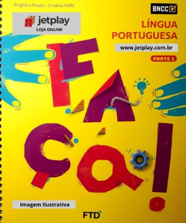 Conjunto Faça - Língua Portuguesa - 3º Ano