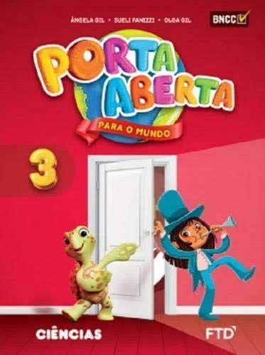 Conjunto Porta Aberta - Ciências - 3º Ano