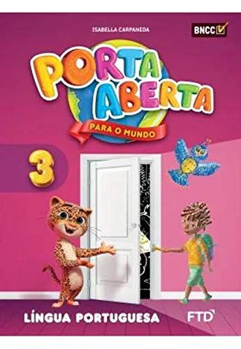 Conjunto Porta Aberta - Língua Portuguesa - 3º Ano