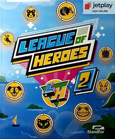 League of Heroes 2  - 2º Ano
