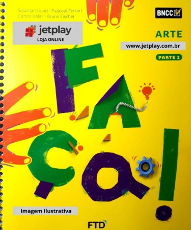 Conjunto Faça - Arte - 2º Ano