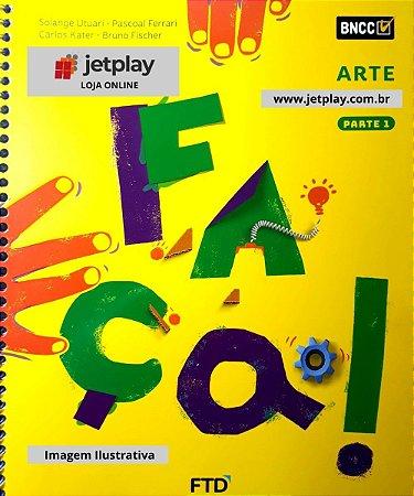 Conjunto Faça - Arte - 1º Ano