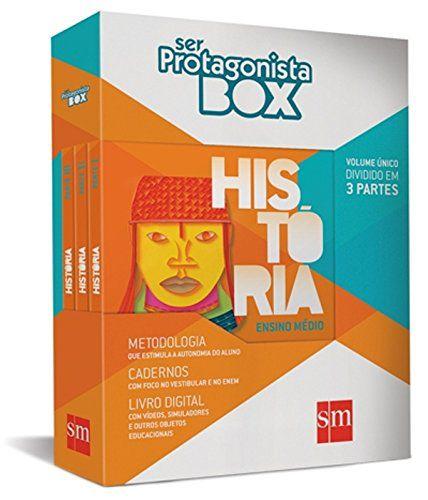 Ser Protagonista - História - Volume  Único - BOX - Edição 2014