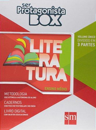 Ser Protagonista - Literatura - Volume  Único - BOX - Edição 2015